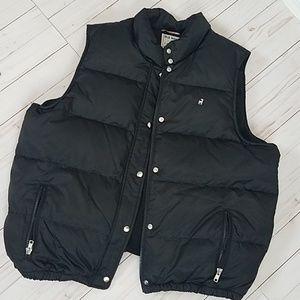 Old Navy Black Puffer Vest Women's XXL